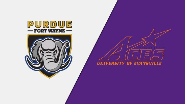 Purdue Fort Wayne vs. Evansville (W Basketball)