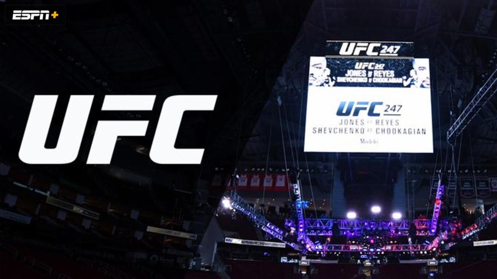 UFC 247 Post Show: Jones vs. Reyes