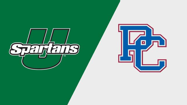 USC Upstate vs. Presbyterian (W Volleyball)