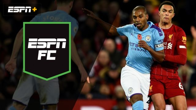 Sun, 11/10 - ESPN FC: Top teams clash at Anfield