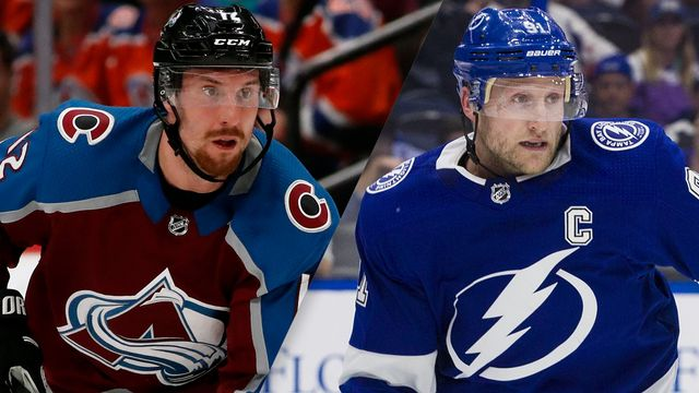 Colorado Avalanche vs. Tampa Bay Lightning