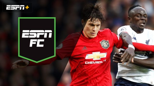 Sun, 10/20 - ESPN FC: Epic clash at Old Trafford