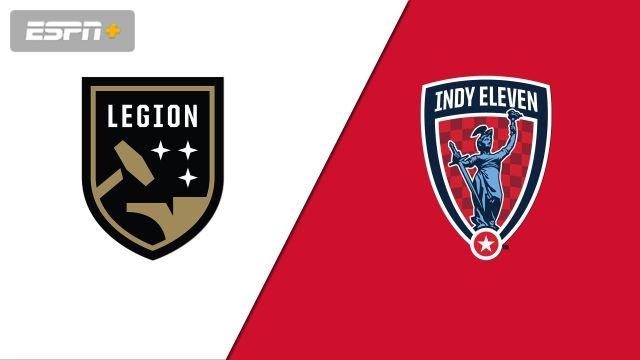 Birmingham Legion FC vs. Indy Eleven (USL Championship)