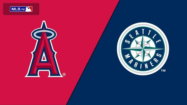 Los Angeles Angels of Anaheim vs. Seattle Mariners
