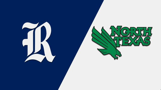 Rice vs. North Texas (M Basketball)