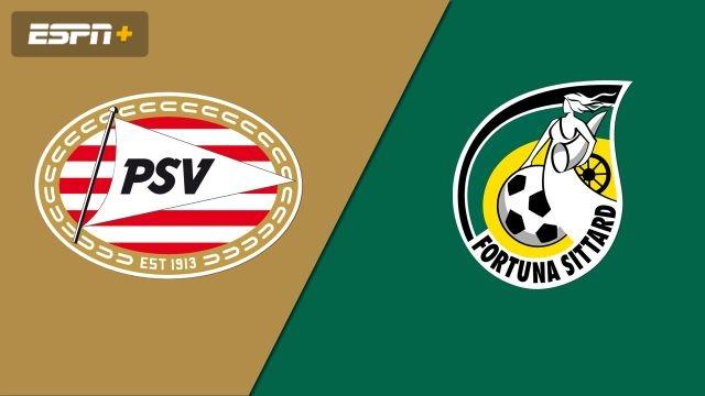 PSV vs. Fortuna Sittard (Eredivisie)