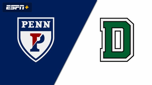 Pennsylvania vs. Dartmouth (M Basketball)