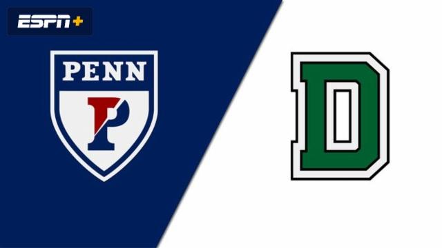 Pennsylvania vs. Dartmouth (M Basketball)