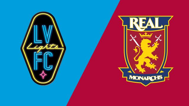 Las Vegas Lights FC vs. Real Monarchs SLC