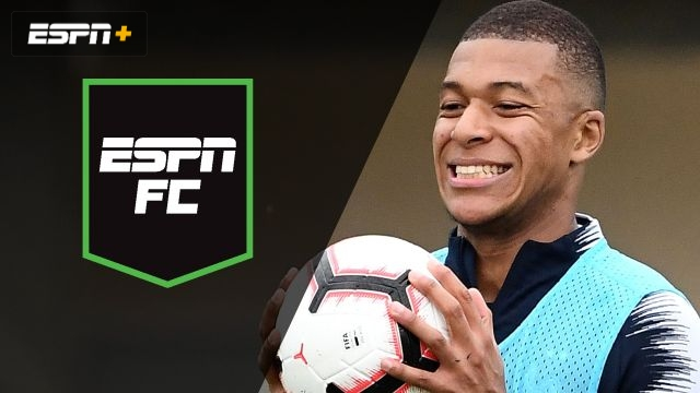 Mon, 6/17 - ESPN FC: Mbappé's future at PSG