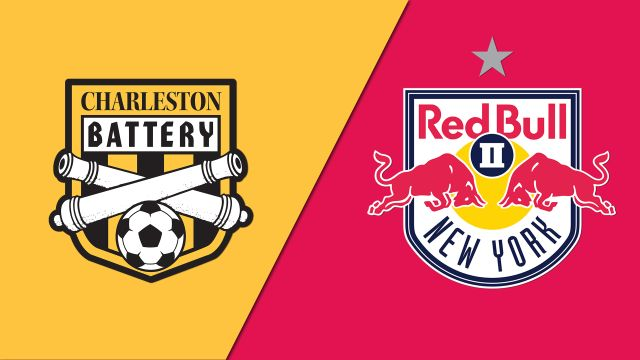 Charleston Battery vs. New York Red Bulls II (USL Cup Playoffs)