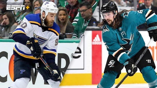 St. Louis Blues vs. San Jose Sharks