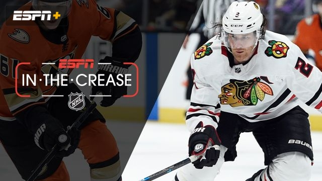 Mon, 11/4 - In the Crease: Blackhawks, Ducks need OT
