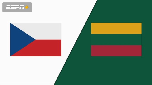 Czech Republic vs. Lithuania