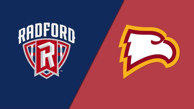 Radford vs. Winthrop (W Lacrosse)