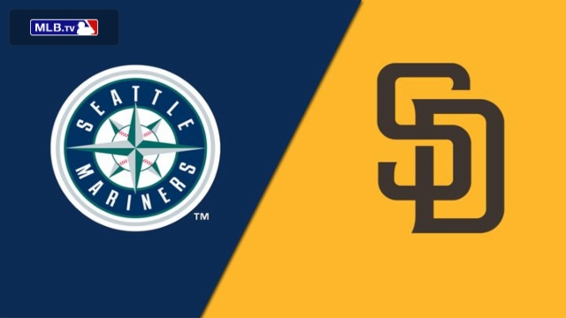 Seattle Mariners vs. San Diego Padres