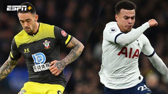 Southampton vs. Tottenham Hotspur (4th Round) (FA Cup)