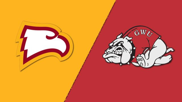 Winthrop vs. Gardner-Webb (W Volleyball)