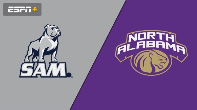Samford vs. North Alabama (M Basketball)