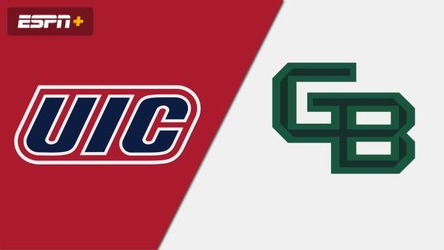 UIC vs. Green Bay (W Volleyball)