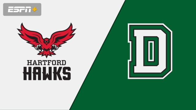 Hartford vs. Dartmouth (M Soccer)