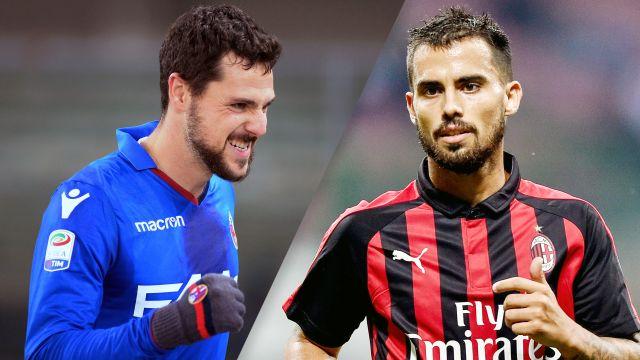 Bologna vs. AC Milan