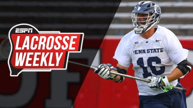 Tue, 5/7 - Lacrosse Weekly: NCAA postseason heating up