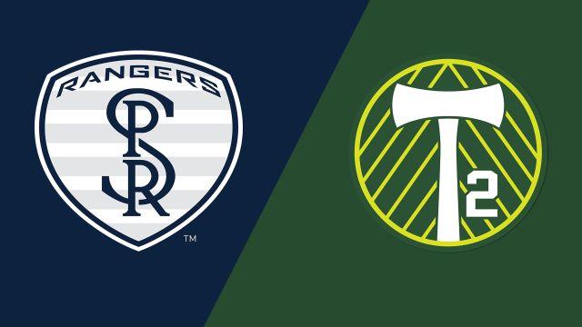 Swope Park Rangers vs. Portland Timbers 2