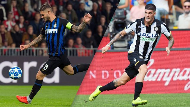 Internazionale vs. Udinese