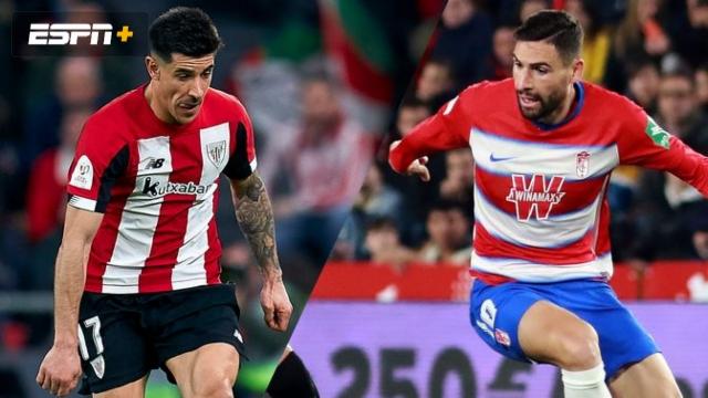 Athletic Bilbao vs. Granada (Semifinals Leg 1) (Copa del Rey)