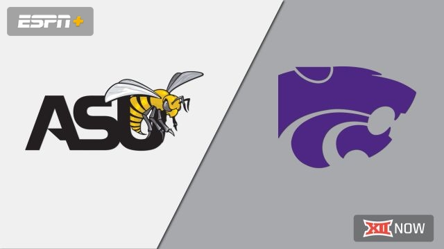 Alabama State vs. Kansas State (M Basketball)