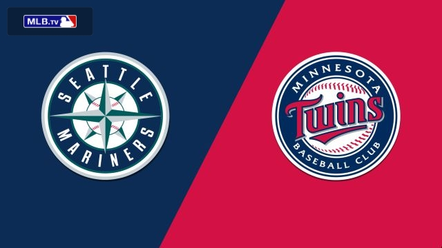 Seattle Mariners vs. Minnesota Twins