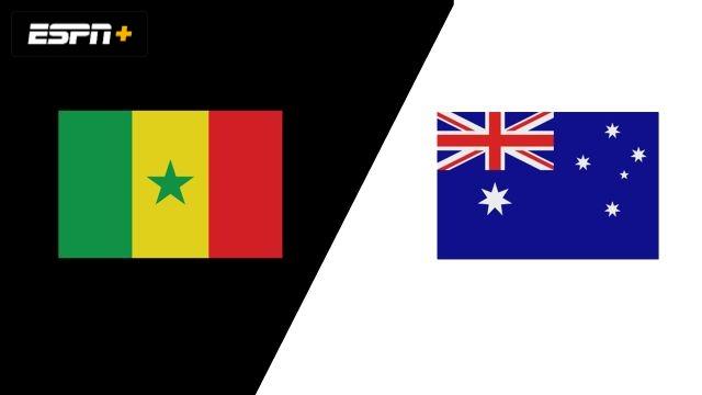 Senegal vs. Australia (Group Phase)