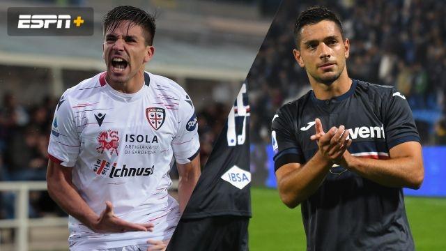 Cagliari vs. Sampdoria (Serie A)
