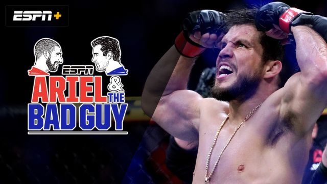 Wed, 6/12 - Ariel and the Bad Guy: Who should Cejudo fight next?