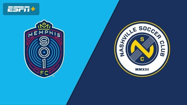 Memphis 901 FC vs. Nashville SC (USL Championship)