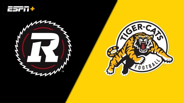 Ottawa Redblacks vs. Hamilton Tiger-Cats (Canadian Football League)