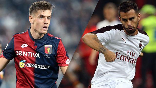 Genoa vs. AC Milan