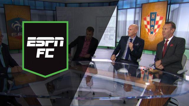 Fri, 7/13 - ESPN FC