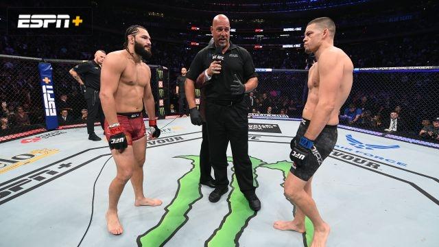 Jorge Masvidal vs. Nate Diaz (UFC 244)