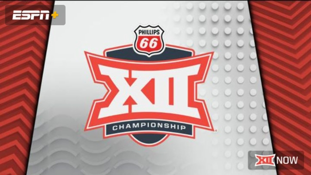 Big 12 Men's Tournament Postgame Presser