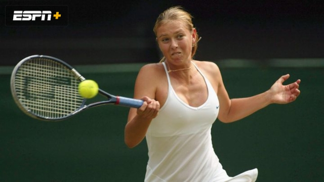 2004 Women's Wimbledon Final