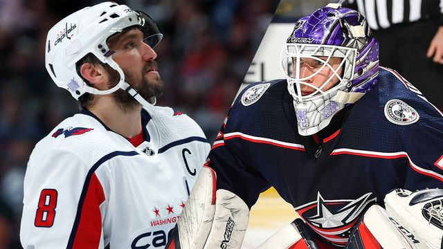 Washington Capitals vs. Columbus Blue Jackets