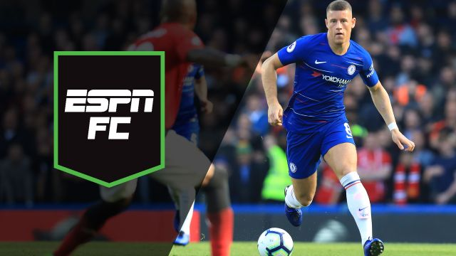 Sat, 10/20 - ESPN FC: Mayhem at Stamford Bridge