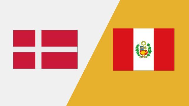 Denmark vs. Peru (2018 FIL World Lacrosse Championships)