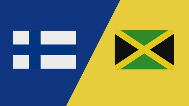 Finland vs. Jamaica (2018 FIL World Lacrosse Championships)
