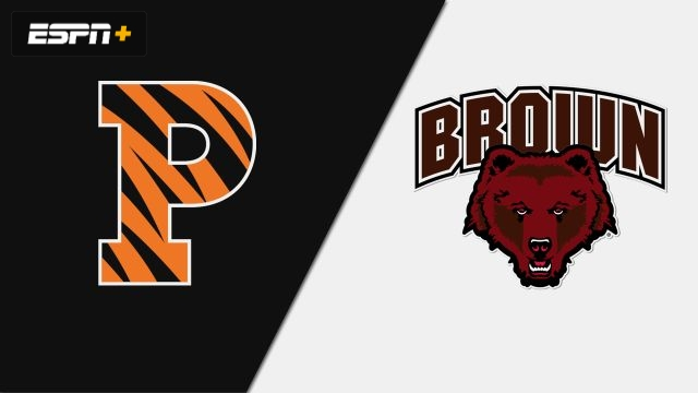 Princeton vs. Brown (M Soccer)