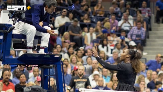 Backstory: Serena vs. The Umpire