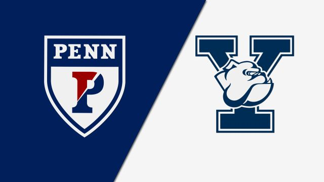 Pennsylvania vs. Yale (M Soccer)