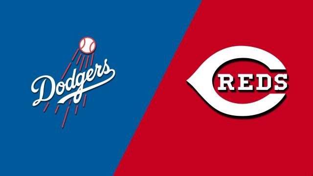 Los Angeles Dodgers vs. Cincinnati Reds